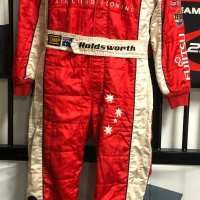 Race Suits - Lee Holdsworth - 2010 - GRM Motorsport